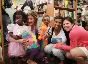 Abigail's Dream Adventures Costume Party Book Launch March 26th 2016